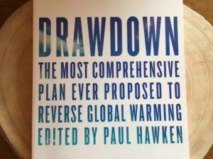A book called Drawdown written by Paul Hawken