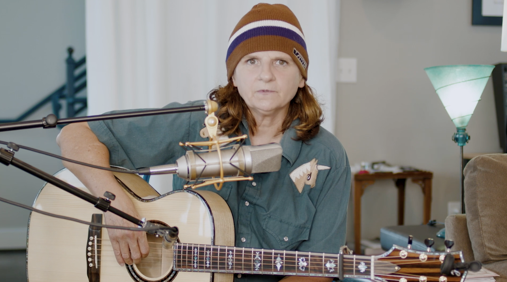 "The sound of sustainability – Indigo Girls play ""Imagine"""