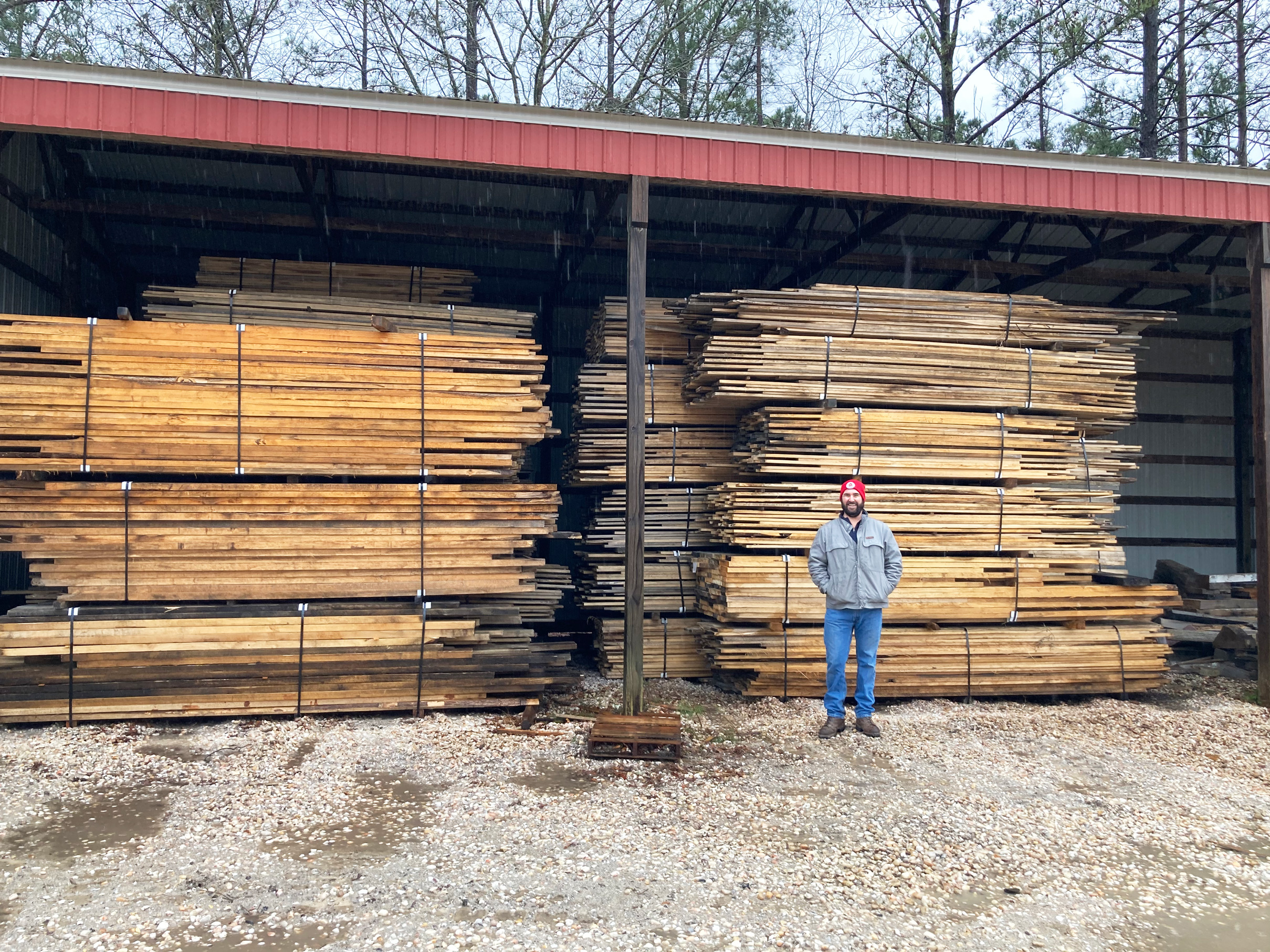 The Value of Lumber with an Empressive Renewable Rate